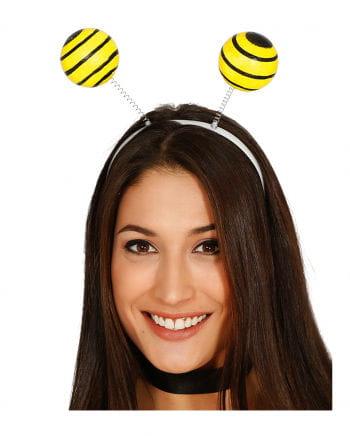 Bienen Haarreif als Kostümzubehör