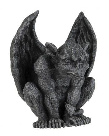 Gargoyle Figur sitzend