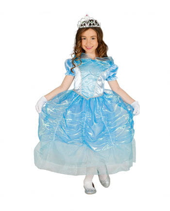 Fairy princess costume Blue