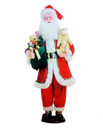 Santa Claus Figur Animatronic 150 cm