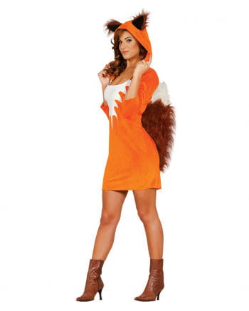 Sweet Foxy Ladies Costume