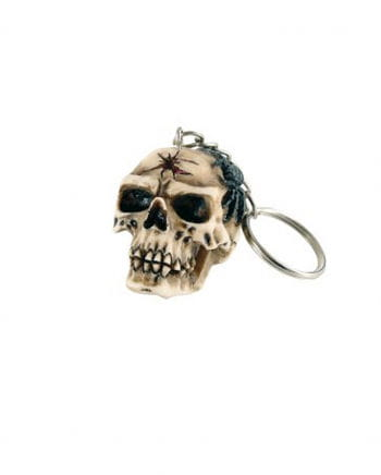 Keychains Skull and Scorpio