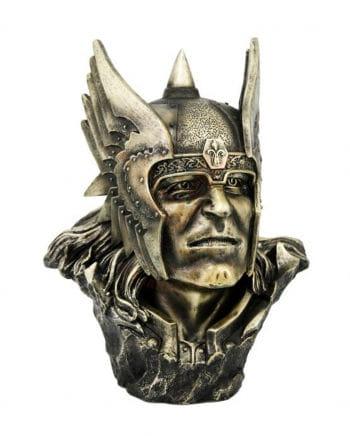 Thor bust of the thunder god