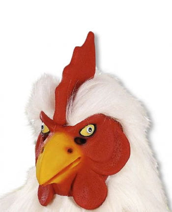 Chicken Mask White