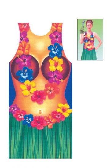 Hula Girl Grillschürze