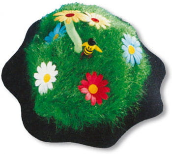 Hat Flower Meadow