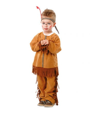 Indians Infants Costume