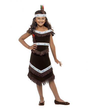 Little Squaw Costume