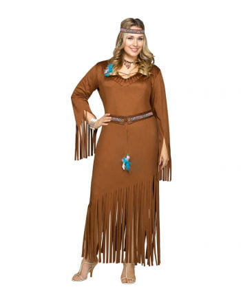 Indian Costume Plus Size