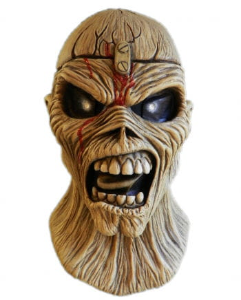 Iron Maiden Piece of Mind mask