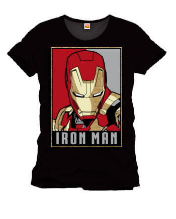 Iron Man Character T-Shirt