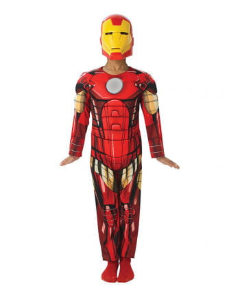 Iron Man Deluxe Kinderkostüm