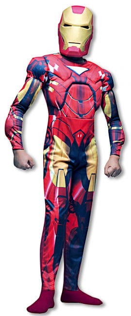 Iron Man Child Costume