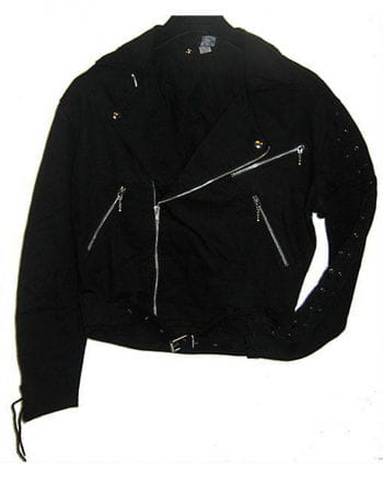Jacket Bike Lace Gr.M