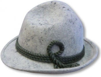 Traditional Bavarian Hat