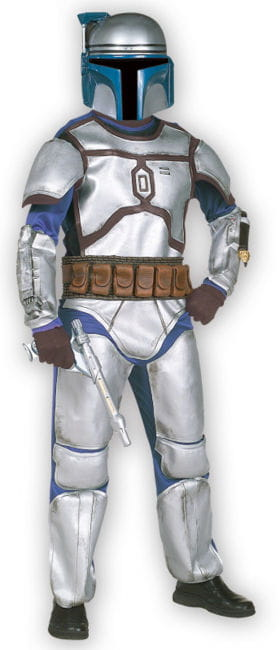 Star Wars Jango Fett Deluxe Costume Kids