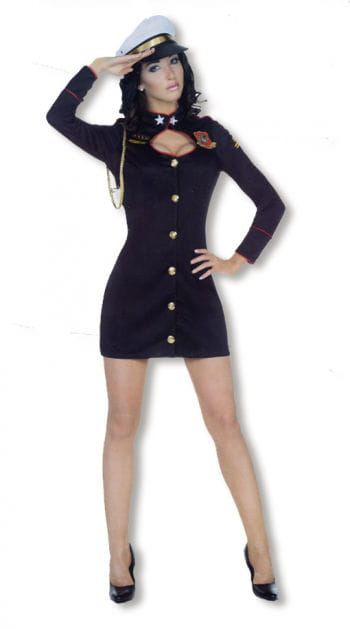 Navy Captain Costume