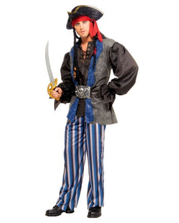 Captain Blackjack Costume