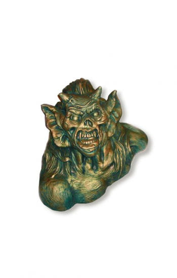 Dungeon demon wall decoration