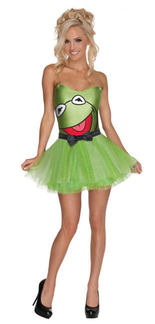 Kermit Ladies Costume