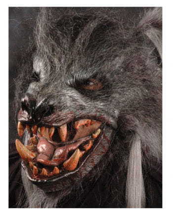 Killer Kick-Ass Wolf Mask Deluxe