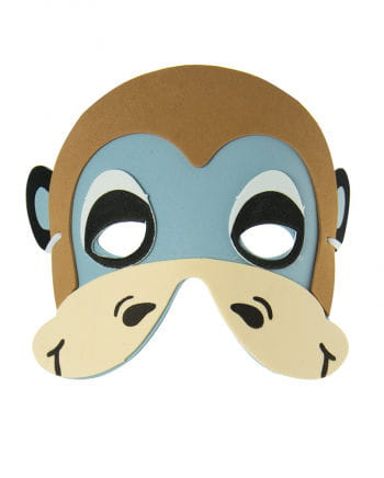 Child Mask Monkey