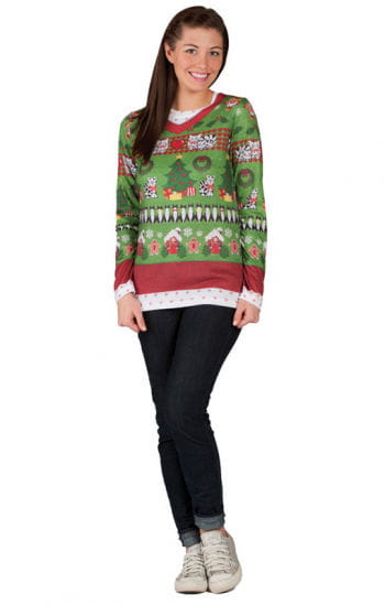 Trashy Ladies Christmas Longsleeve