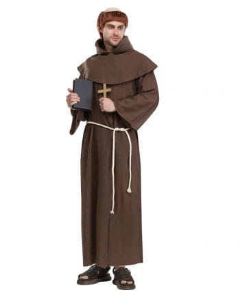 Medieval Monk Costume
