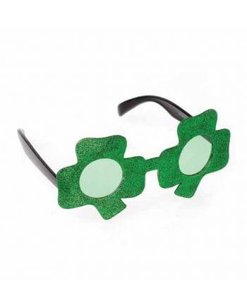 Kleeblatt Brille