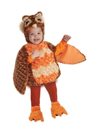 Little Owl Plush Costume