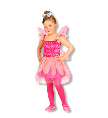 Little fairy in pink