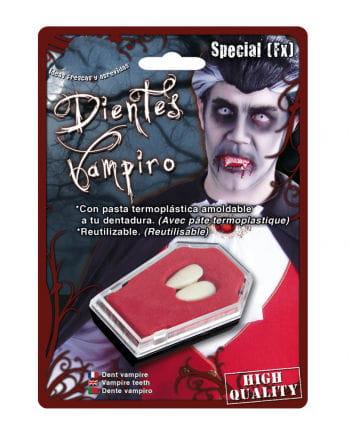 Kleine Vampirzähne