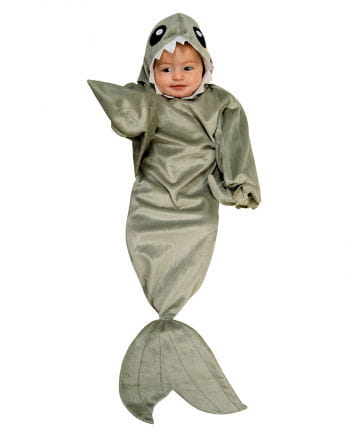 Kleiner Hai Babykostüm