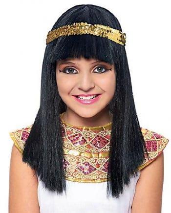 Cleopatra Child Wig