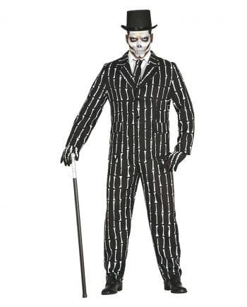 Bone suit Men´s costume