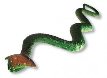 Kobra Schlange grün