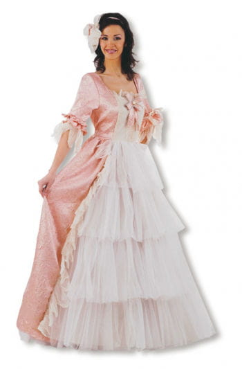 Queen Dress Old Rose