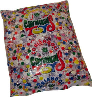 Confetti colorful 250 grams