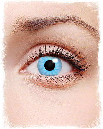 Solar Blue Contact Lenses