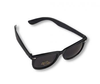 Kostüm Sonnenbrille Cool Blues