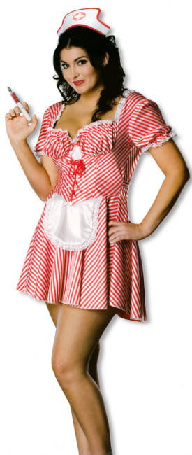 Nurse Costume XL