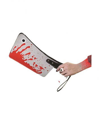 Kreepsville meat cleaver clutch bag