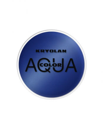 Kryolan Aqua Color blue 15 ml