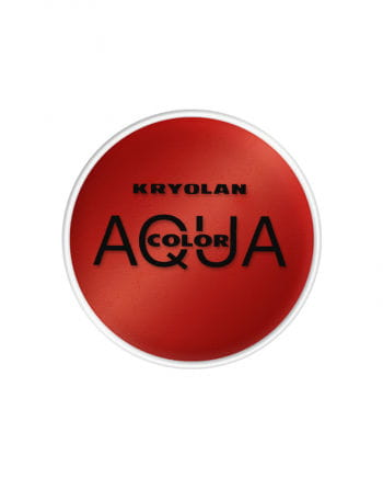 Kryolan Aquacolor rot 15 ml
