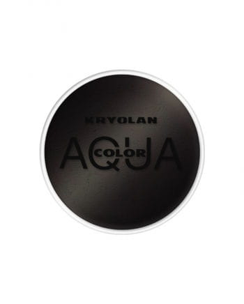Kryolan Aqua Color black 15ml