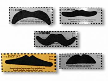 Artist Moustache Black