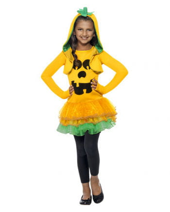 Pumpkin Ballerina Child Costume