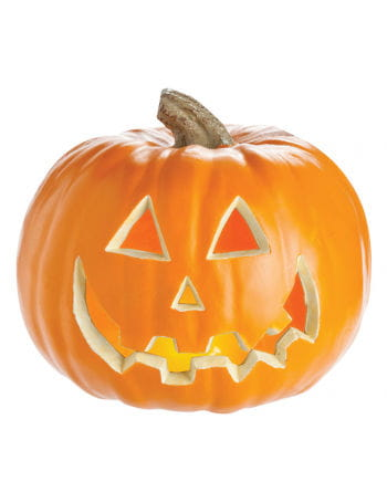 Pumpkin lantern with LED color changing 20 cm