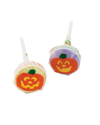 "Pumpkin Lollipop ""Jack-O Lolly"""