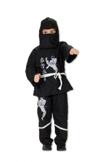 Kung Fu Child Costume